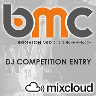 BMC Mixcloud Competition entry 2015 Just Jackson