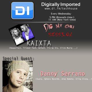 Kaixta_-_Dig My Chili_-_Guest:Danny Serrano