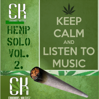 Cannabis Kultusz Magazin - Hemp Solo Vol.2.