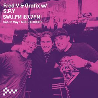 SWU FM - Fred v & Grafix w/ SPY - May 21