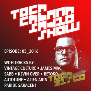TOCACABANA RADIO SHOW 05_2016
