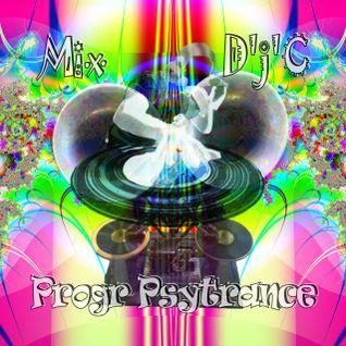 Mix D'j'C - Progr Psytrance - N°583