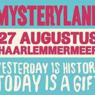 Afrojack - Live @ Open Air Stage, Mysteryland 2011 - 27.08.2011