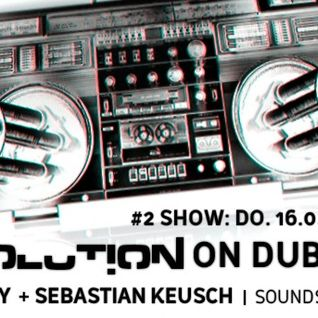 Dubvolution on Dubbase.FM /W Smoky + Sebastian Keusch