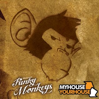 Myhouse-Yourhouse Radio LIVE on 2013-04-06