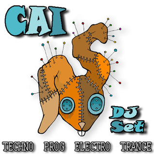 CAI - March of the Arch Mad Hare - Mar 2013 (DJ Set)