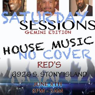 Live from Red's with Stevie B and DJ Lando, The New Trifecta