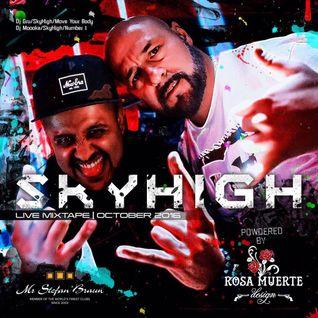 DJ Gru - SkyHigh, Move Your Body, October 2016