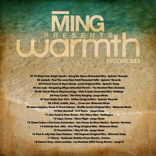 MING Presents Warmth 023