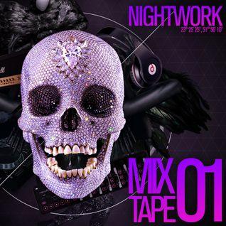 NIGHTWORK - ABRIL | MIXTAPE