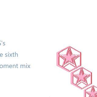 CS's the sixth moment mix