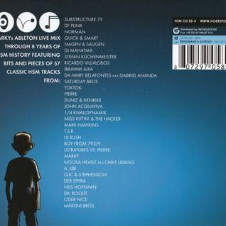 Marky_-_8 Jahre Hörspielmusik Mix Compilation