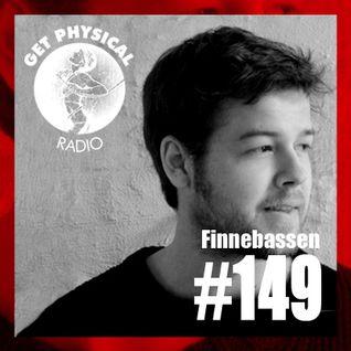 Get Physical Radio #149 mixed by Finnebassen