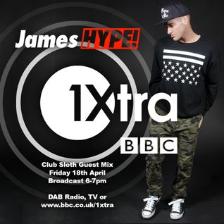 James Hype On BBC 1Xtra - 18th April 2014 - Radio Rip