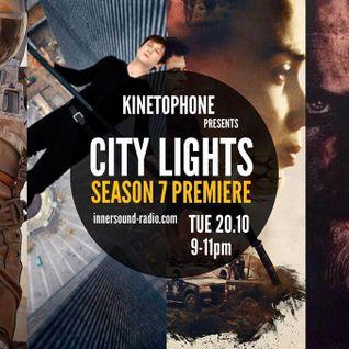 CITY LIGHTS_SEASON 7_NEW OST_20 October_InnersoundRadio