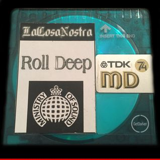 Roll Deep [Wiley & Dizzee Rascal] – Live at La Cosa Nostra at Ministry of Sound – 2003