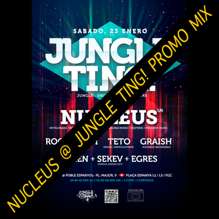 NUCLEUS @ JUNGLE TING! PROMO MIX!
