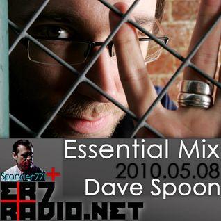 Dave Spoon - BBC Essential Mix (2010-05-08)