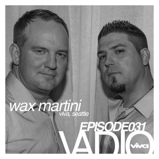 VADIO 31 Wax Martini (Viva, Seattle) live @ THIS!