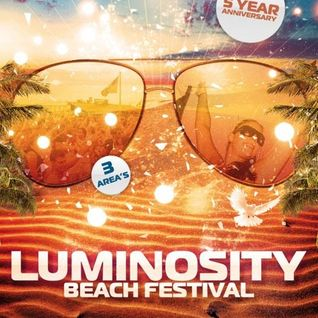 Orkidea - Live @ Luminosity Beach Festival (24-06-2012)