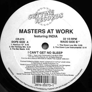 tORU S. classic HOUSE set (465-466) April 1 1993 ft.Masters At Work & George Morel