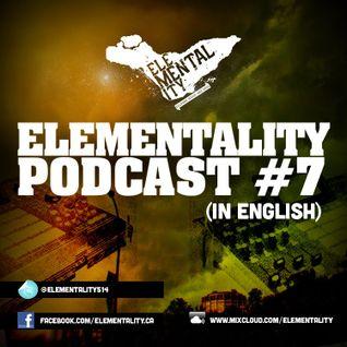 Elementality Podcast #7 (English)