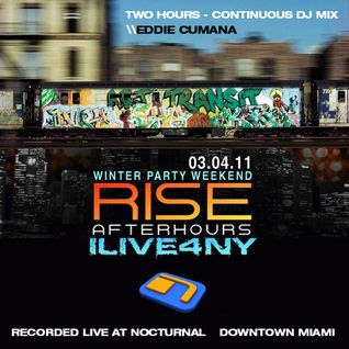 LIVE @ Nocturnal 3/4/11 - Hour 2