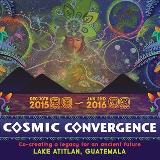 AkaSha Vibes @ Cosmic Convergence festival 2015