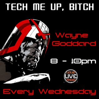 Wayne Goddard - Tech Me Up Bitch