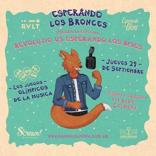 Esperando Los Bronces (#RevolutioRadio vs. Esperando Los Bises) - S06E28 (29-09-2016)