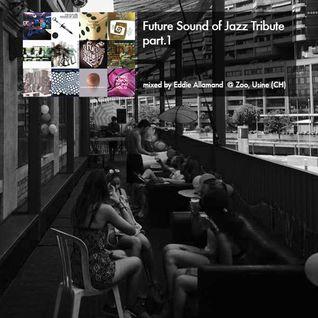 Future Sound Of Jazz Tribute pt.1 @ Zoo, Usine, Geneva, CH - 22/07/2015
