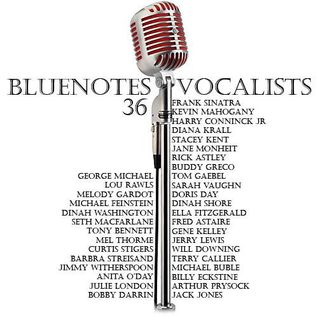 the vocalists bluenotes special