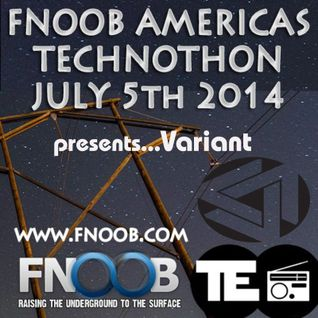 Variant's mix    for the 2014 FNOOB Americas Technothon