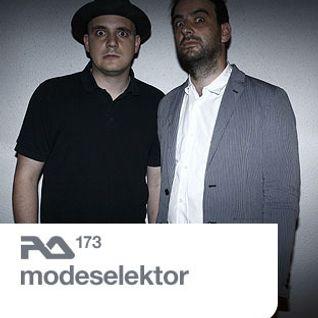 RA.173 Modeselektor | 21 September 2009