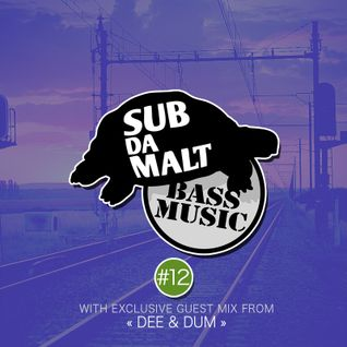 SUBDAMALT Podcast - Glitch Hop Session #02