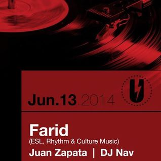 Live At U Street Music Hall, DC June 2014