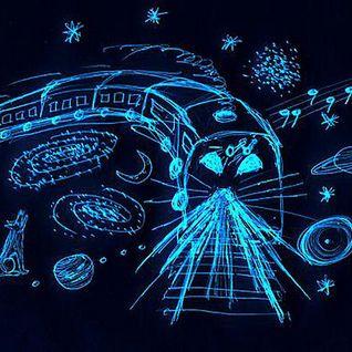 Moonlanding #8 Space Train @ FNOOB Techno radio