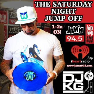 Dj Kg 03-05-16 Saturday on Jamn945