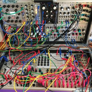 Hataken - Modular Live at Modular Cafe phase 3 on 02172016 , Orbit , Tokyo