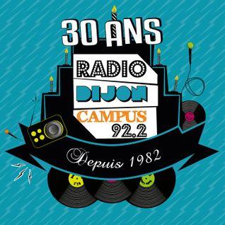 Sélection 30 ans Radio Dijon Campus + Mix by Eponym & Konik