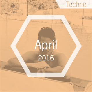 Simonic - April 2016 Techno Mix