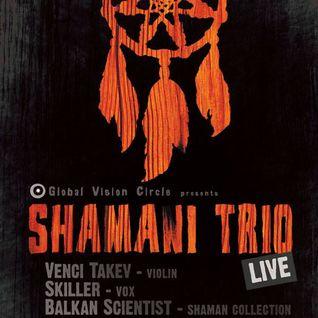 Shamani Trio Live @ Maze (29.01.2015)