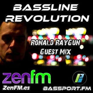 Bassline Revolution #24 30.05.13 - Ronald RayGun Guest Mix
