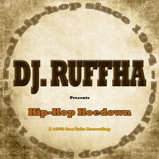 DJ Ruffha - Hip-Hop Hoedown (One Take Recording)