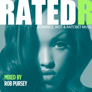 Rated R - Spring Mix - Mixed Live By Rob Pursey