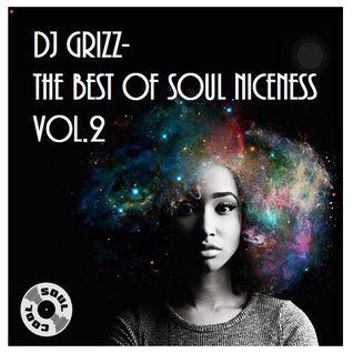 Soul Cool Records/ DJ Grizz - Best of Niceness Vol 2