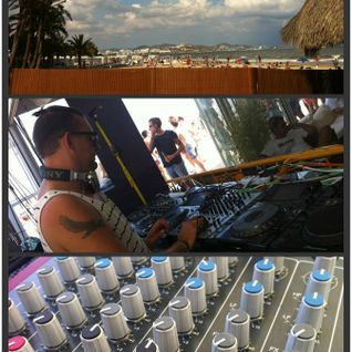 JOEL MULL / Live broadcast from the Drumcode Showcase at Sands Ibiza / 29.08.2013 / Ibiza Sonica