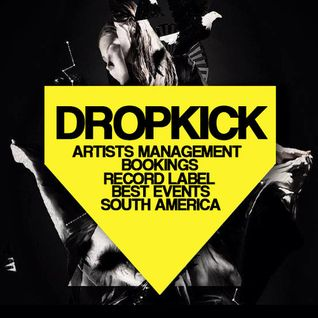 DKR029 - Dropkick Radioshow - Minor Dott at Future Underground , London UK  15.03.2014