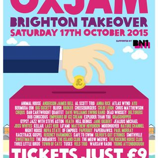 Oxjam 2015 preview with DJ Annon on BHCR