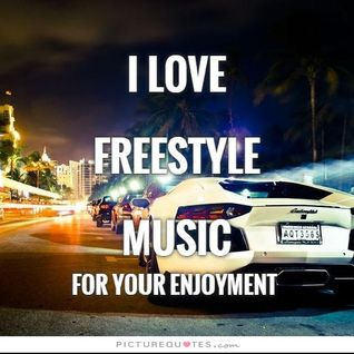 I Love Freestyle Music Mix 16 - DJ Carlos C4 Ramos